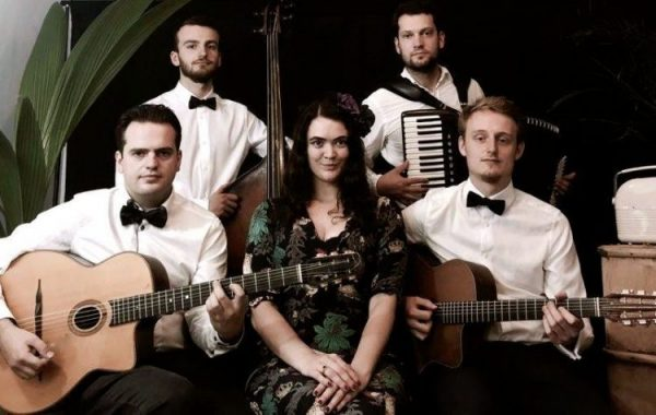 Based in London Gypsy Jazz Band Perfect For Any Occasion Cafe Manouche are a young gypsy jazz band…See More