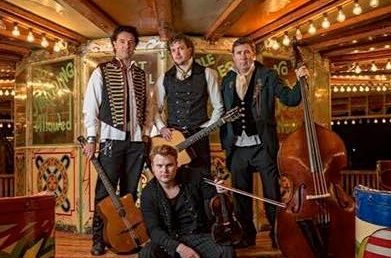 Based in Gloucester and travel throughout Gypsy Nights are an incredibly energetic quartet…See More