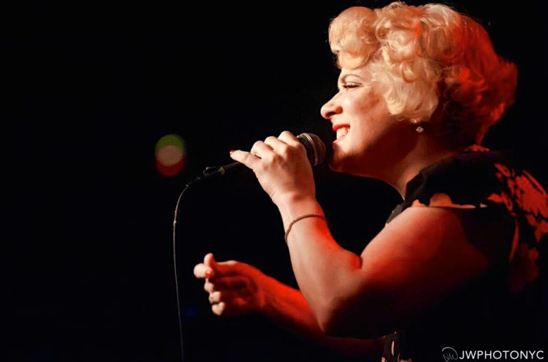 Jazz Singer For Hire London