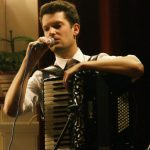 Accordionist and singer